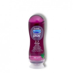 Durex Play 2in1, Massage &...