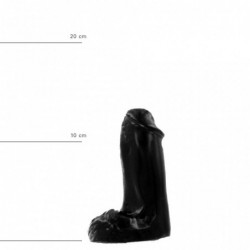 ALL BLACK Dildo Andy,...